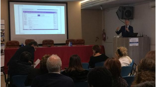 Training seminar in Catania – Italy, November 2016