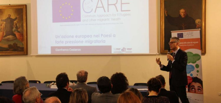 CARE Info Day in Italy, March 2017