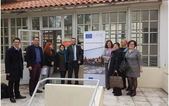 CARE Info Day in Greece, March 2017